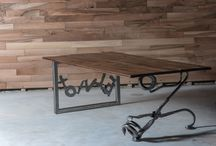 Wooden custom furniture / Wooden furniture