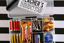 Kadootjes leerkrachten