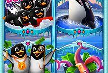 Kizzang Penguin Treasures / The Arctic and all its treasures.