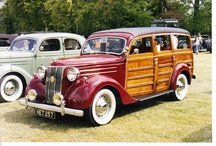 Station Wagons & Woodies / by ARBY1945