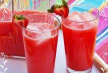 Meyve suyu kokteyl