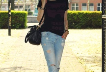 Streets fashion I love