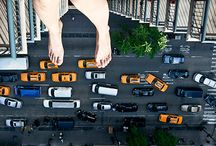 city from above / immagini di città