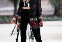Fashion boho