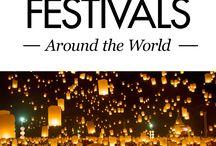 Travel Festivals around the World