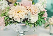 Wedding centerpieces and tablescapes / exciting ways to decorate at your ceremony and reception