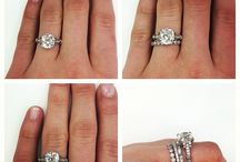 Wedding dresses- rings- everything