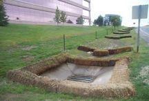 VODA / dažďové vody, odvodnenie, fontány, jazierka