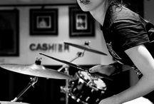 Drummer meeee