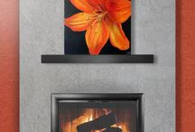 Best Selling Fireplace Doors / Check out best selling fireplace doors! All of our doors ship for free!  Get inspired by some of the finished installation projects!