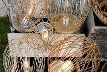 Junk Decorating! / repurpose, reuse, imagine what junk can be.