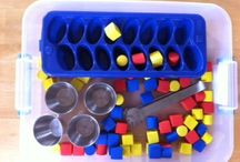 Fine Motor and OT / Therapy ideas for parents and therapists