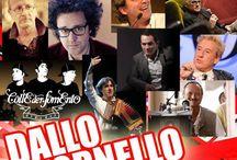 DALLOSTORNELLOALRAP / FRANCESCO FUSCO. UFFICIO STAMPA - WEB EDITOR DALLO STORNELLO AL RAP! IL 20 NOVEMBRE ALL'AUDITORIUM PARCO DELLA MUSICA - ROMA