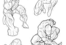 DRAWING MUSCLE