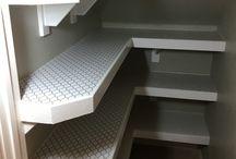 understairs space