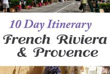 Die Provence im Süden Frankreichs / Meine Lieblingsregion in Frankreich.Immer ein Traum...