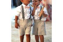 Wedding - Meninos das alianças