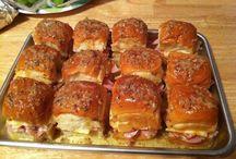 Sandwiches / by Billie Stinson