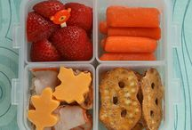 bento lunches / by Jennifer DeMent