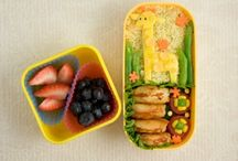 Toddler Bento Lunches