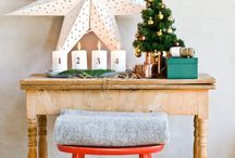 Christmas 2014 / Get in to the christmas spirit! The 2014 christmas is classic and rustic with focus on the long lasting materials as wood, porcelain and marble.