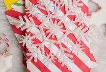 Christmas Tags / by Kristin Cofoid