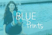 Blue Prints / by Tieks by Gavrieli