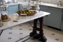 kitchen and pantries / by Lindsey Herod