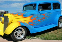 cool rides / by Kenneth Deter
