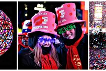 Holidays in the City / All the great things we love about holidays in NYC!