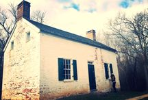 Discover these Lock Houses in Montgomery County, MD / Whether planning your next thru-ride, a short bike trip, or just a family outing, Canal Quarters lockhouses offer a historic, recreational, and educational experience like none other!  http://www.canaltrust.org/trust/  / by Montgomery County Tourism