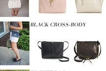 Designer Bag Essentials / So many styles, so little time! #Satchel #Tote #Bucket #Baguette #Cross-body #Clutch #Hobo #Bags #LoveDesignerBags #LetsShare #ShareOurStyle