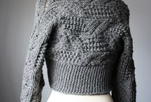 knitting garments