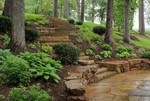 Landscaping Ideas for Hillside