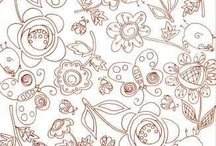 dibujos porcelana
