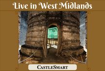 Live in West Midlands - rent or buy house or apartment / Does the West Midlands really offer the best property investment potential in the UK? Discover, why the West Midlands is the best place in Britain for living. Board by UK online estate agent: http://castlesmart.com