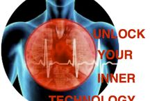 Unlock Inner Technology™ / Marrying our outer technology with the deep truth of our inner technology we create masterpieces of our lives