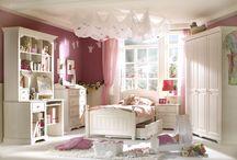 Cinderella Teens Room / Cinderella Genç Odası / Cinderella Genç Odası