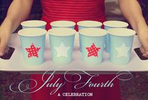 4th of july... / -let freedom ring my friends- / by {daphne} flip flops pearls & wine