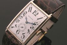 Timeless timepieces