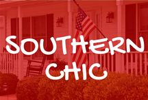 Southern Chic / Inspirational ideas curated by HomeZone Furniture for your southern home!