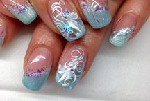 Nageldesign Winter