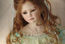 Porcelain Dolls! / by Brittany Sabelka
