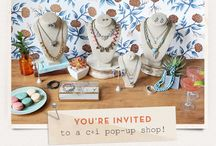 """Chloe and Isabel / This is the chance for all you """"pinners"""" to get some fabulous jewelry with a LIFETIME guarantee! #chloeandisabel #jewelry #free #bling #wedding #prom #necklace #bracelet #statement"""