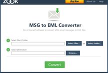 Batch File Conversion of MSG to EML