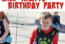 Wild Kratts Party