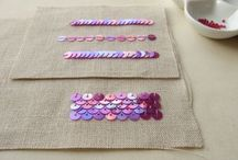 Sequins and Beading