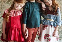 Kids Clothing inspiration