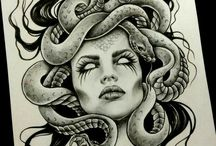 Medusa Tattoo