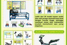 Katalog Produk Alat Peraga Smk Otomotif / Katalog yang berisi alat peraga trainer smk otomotif sepeda motor & mobil sebagian yang telah kami produksi.